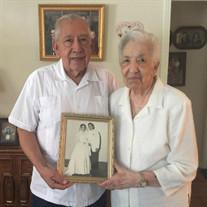 Clemente and Eva Rocha