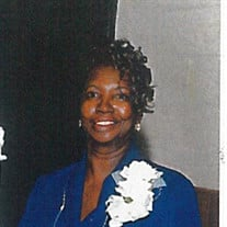 Mrs. Rose Maria Palmer
