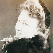 Clara Marie Lobstein