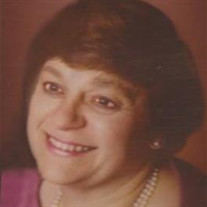 Patricia  Doris (Fisher) Robertson