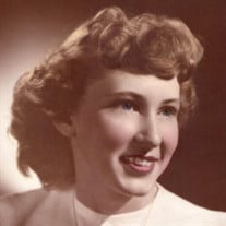 Betty Ruth Eberhardt