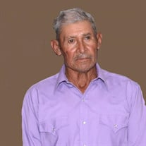 Señor Eusebio Ramos Mendoza