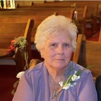Eleanor Elizabeth Startley