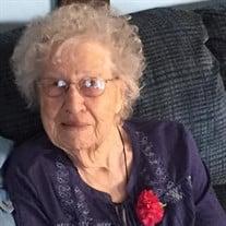 Mrs. Phyllis Edna Hoppe (nee: Bornfleth)