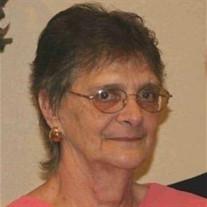 Priscilla Gail Woody