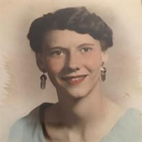 Betty Jo Rothell McDaniel