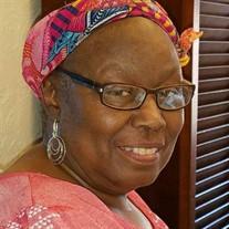 Mrs. Joyce Novella Cherry