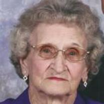 Dorothy Geniece  Barkley (Elam)