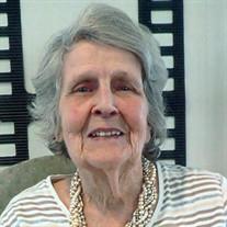 "Doris Jean ""Peggy"" Broom Miller"