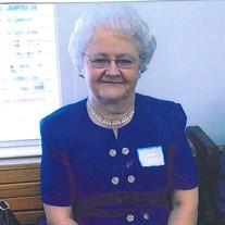 Mary Corene Cravens