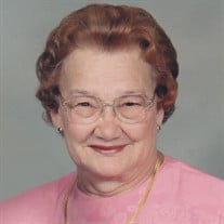 "Esther Rose ""Sally"" Meister"