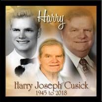 Harry J. Cusick