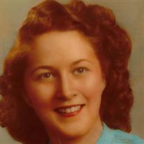 """Margaret """"Peggy"""" Yordy"""