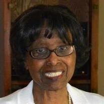 Mrs. Thelma Sanders Thompson