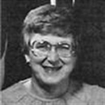 Ellen Margret Kitchen
