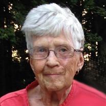Margaret Mary Shircliff (Matthews)