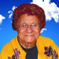 Ruby Ida Bennett Martinez