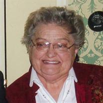 Patricia Cluff