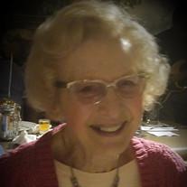 Adeline C Evans
