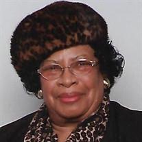 Mrs. Oma Darlene Sanders