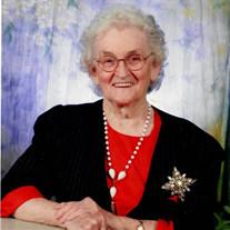 Ruby Elizabeth Upshaw