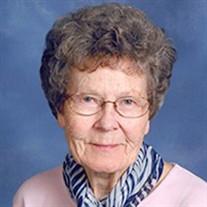 Mrs. Alice Louise Schulz