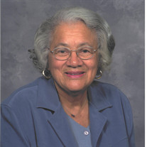 Mrs. Mary Elizabeth Lee Bailey