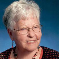 Virginia Mae Weber Willoughby