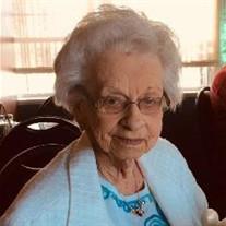 Marjorie M. Elston