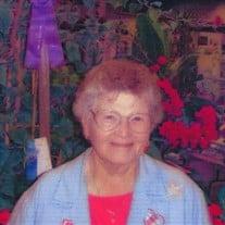 Mrs. Lecy Bridges Purvis