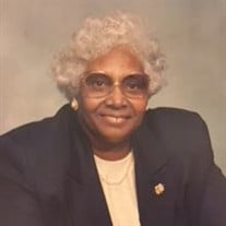 Mrs. Mary Sylvia Adams