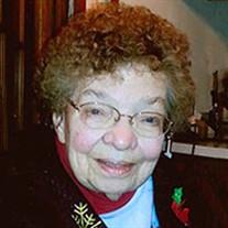 Ms. Janie Alice Hauser