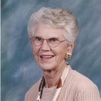Mrs Ruby Wynona Stroud Byars
