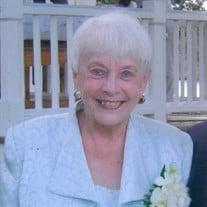 Mrs. Ruth Matthews Alger