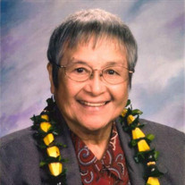 Sister Jeanette Joaquin