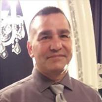 Armando Gallegos, Jr.