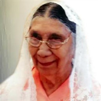 Mrs. Dulari Bachan