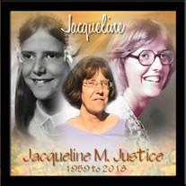 Jacqueline M. Justice