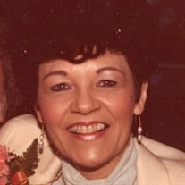 Mrs. Frances Mae Burton