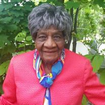 Mrs. Dorothy Helen Hall