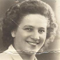 Josephine M. Gladysz
