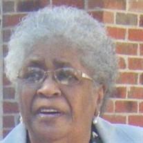 Wilma Frances Thomas