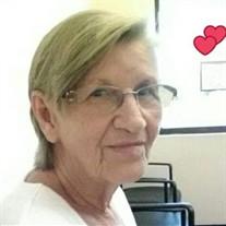 Mrs. Margie Matthews Desjadon