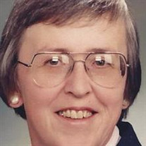 """Sarah """"Sally"""" Margaret Waldkoetter"""