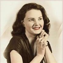 Mary Frances (Theresa) Daigle Trosclair