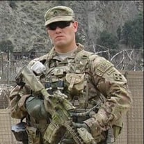 Sgt. First Class Brice J. Travis