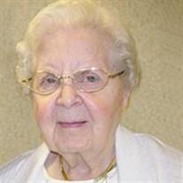 Lois Alberta (McLean) Hopf