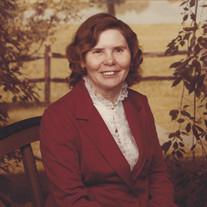 Ella  Louise Connell