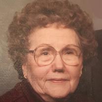 Frances Pauline Harmer