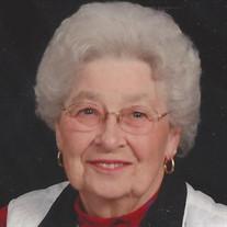 Bernice M. Marten